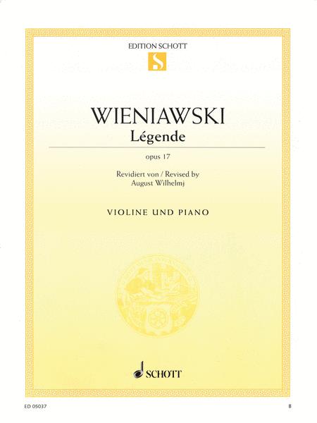 Légende, Op. 17