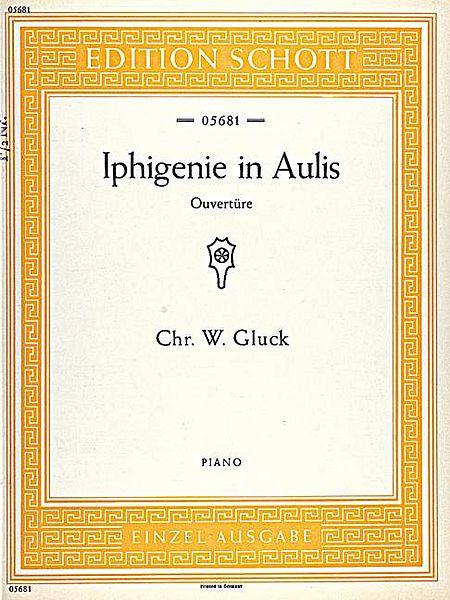 Iphigenie in Aulis Overture