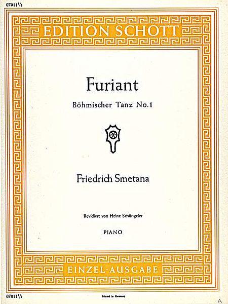 Bohemian Dance No. 1, Furiant