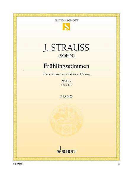 Voices of Spring Waltz, Op. 410