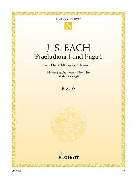 Prelude and Fugue No. 1 in C Major