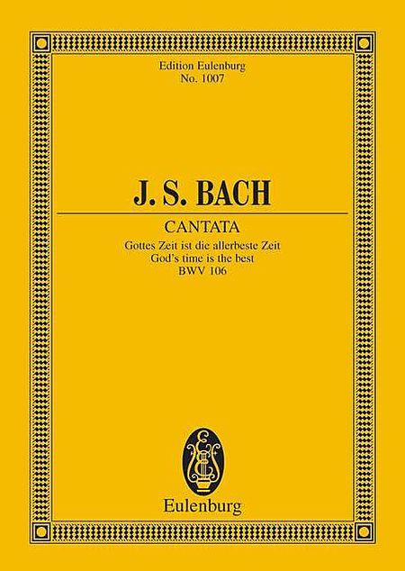 Cantata No. 106, Actus Tragicus