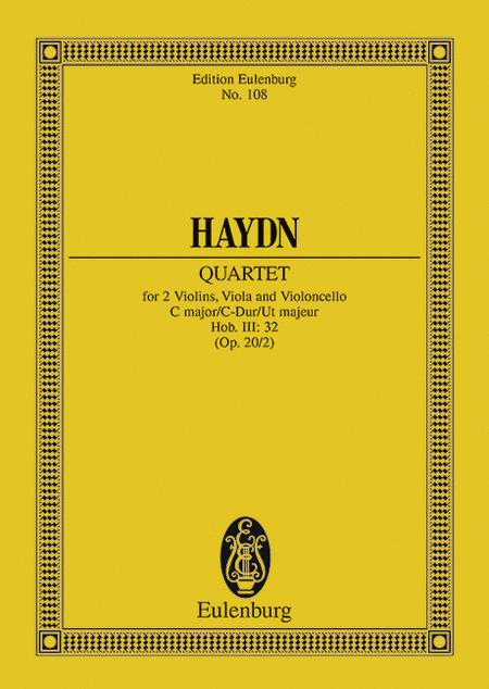String Quartet in C Major, Op. 20, No. 2
