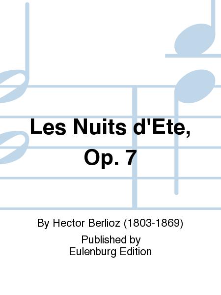 Les Nuits d'Ete, Op. 7