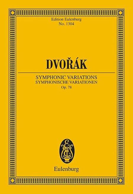 Symphonic Variations, Op. 78