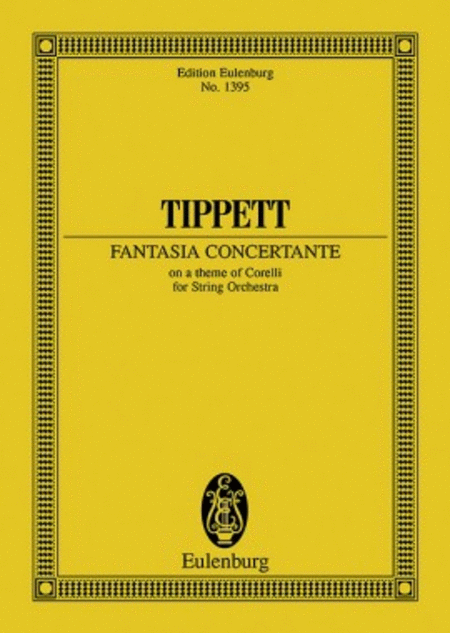 Fantasia Concertante on a Theme of Corelli