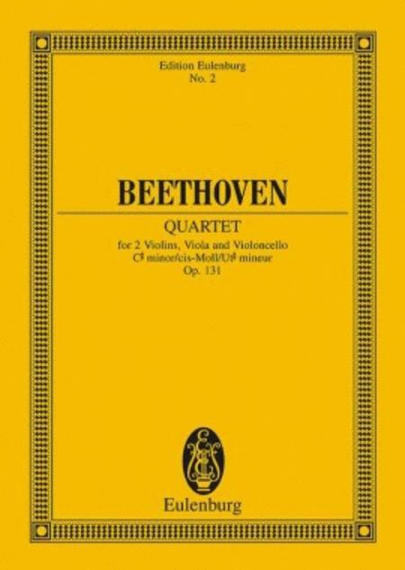 String Quartet in C-sharp minor, Op. 131