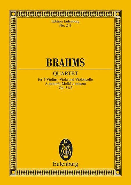 String Quartet in A minor, Op. 51/2