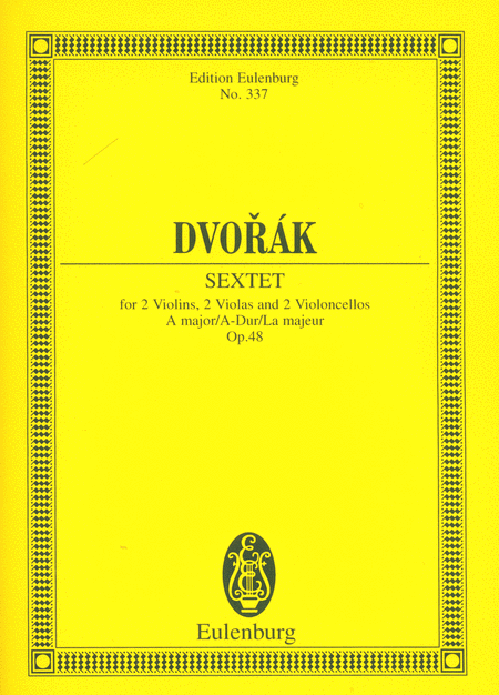 Sextet in A Major, Op. 48