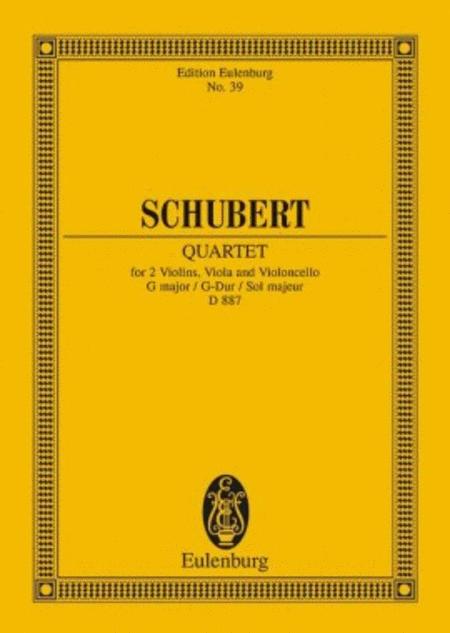 String Quartet in G Major, Op. 161