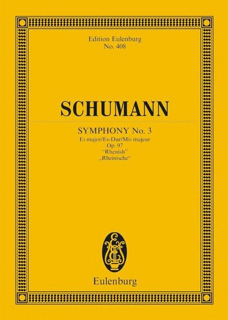 Symphony No. 3 in E-flat Major, Op. 97 Rhenish