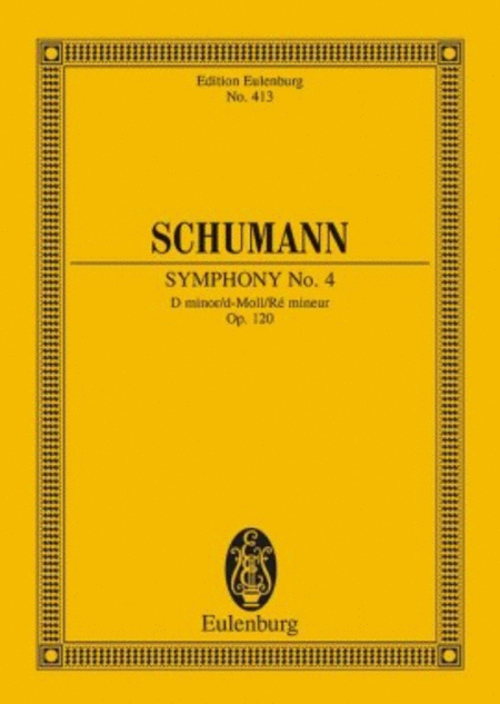 Symphony No. 4 in D minor, Op. 120