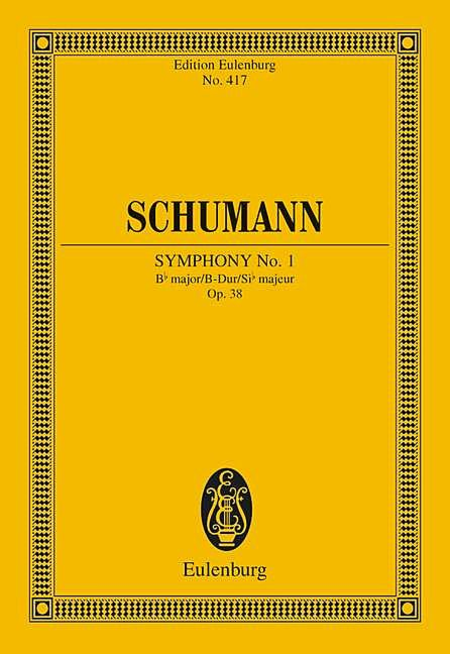 Symphony No. 1 in B-flat Major, Op. 38