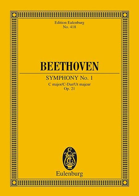 Symphony No. 1 in C Major, Op. 21