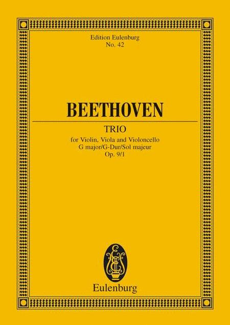String Trio in G Major, Op. 9/1