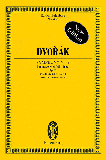 Symphony No. 9, Op. 95 From the New World