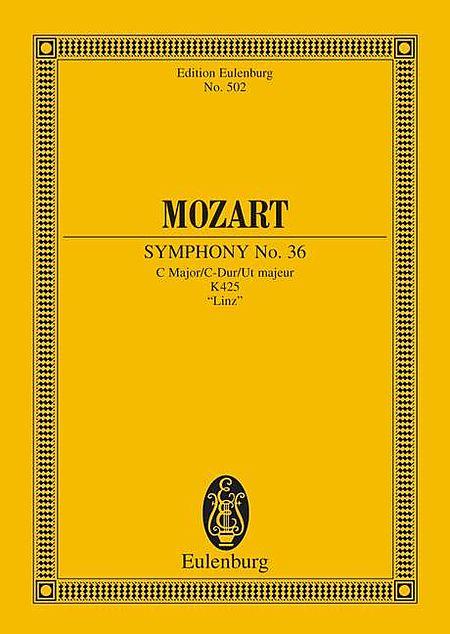Symphony No. 36 in C major, K. 425 Linz