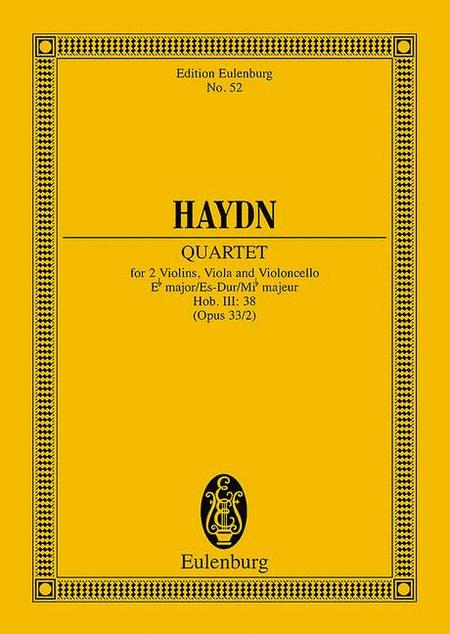 String Quartet in E-flat Major, Op. 33/2