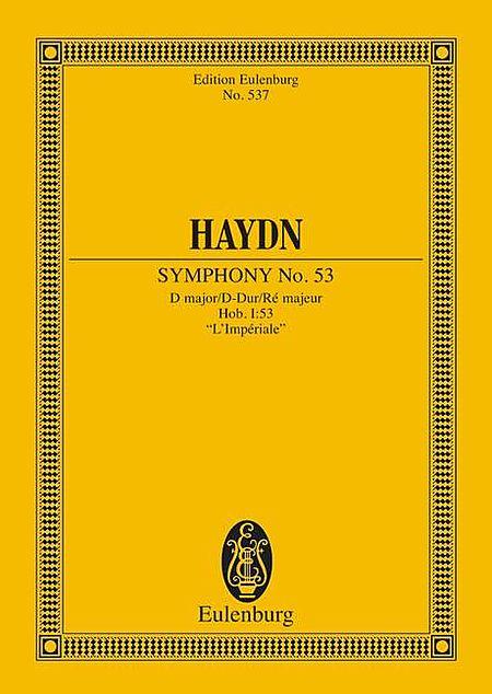 Symphony No. 53 in D Major, Hob.I.53 Imperiale