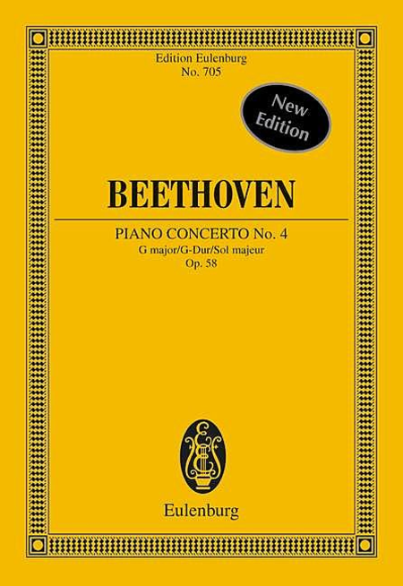 Piano Concerto No. 4, Op. 58 in G Major