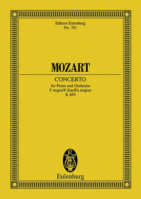 Piano Concerto No. 19, K. 459