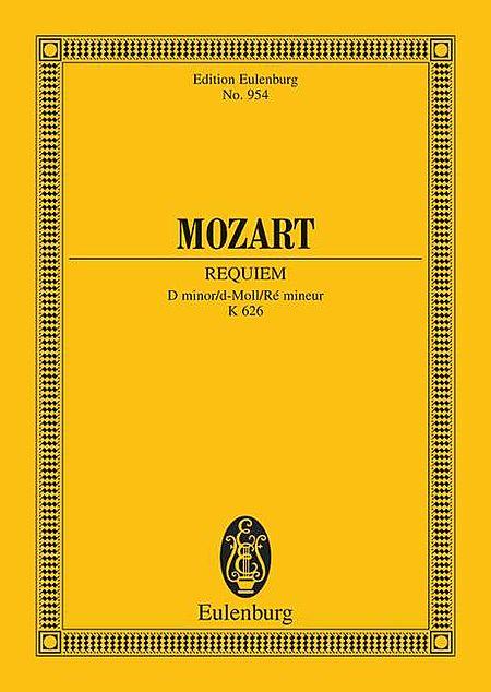 Requiem, K. 626