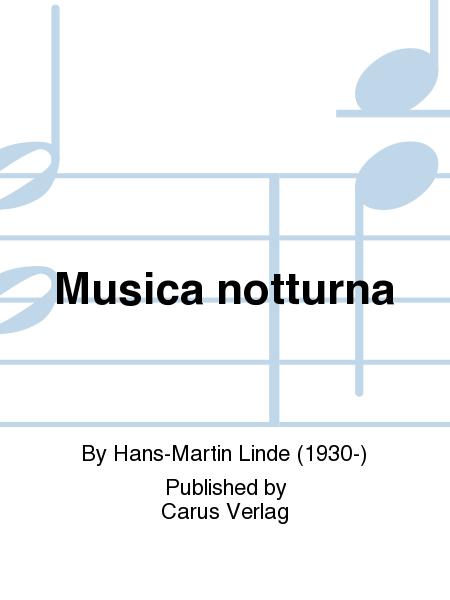 Musica notturna