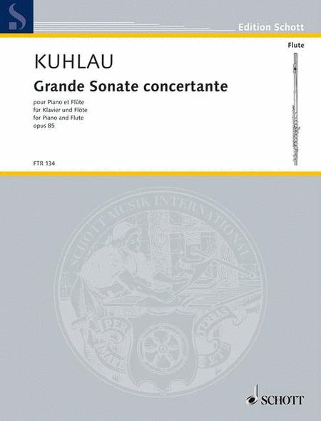 Grande Sonate Concertante, Op. 85