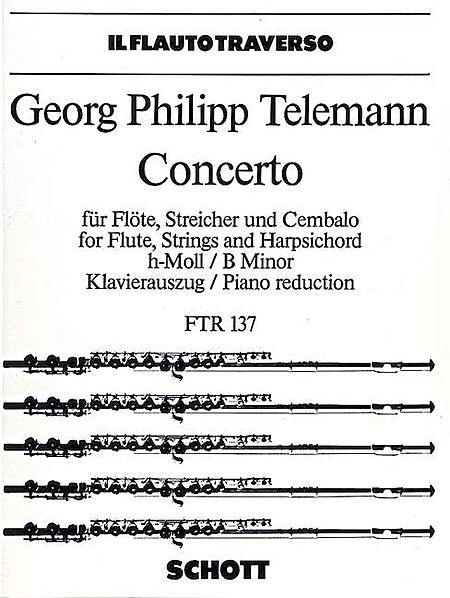 Concerto in B Minor