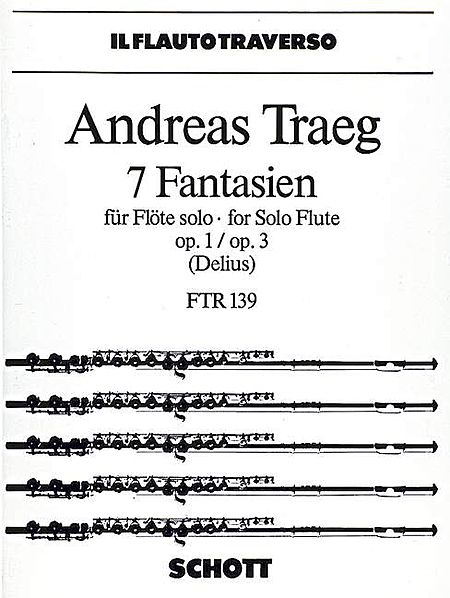 Seven Fantasies, Op. 1 and 3
