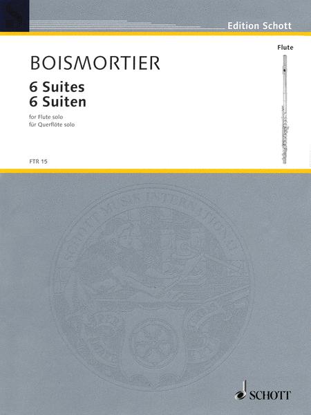 Six Suites, Op. 35