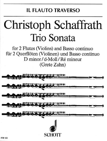 Trio Sonata in D minor