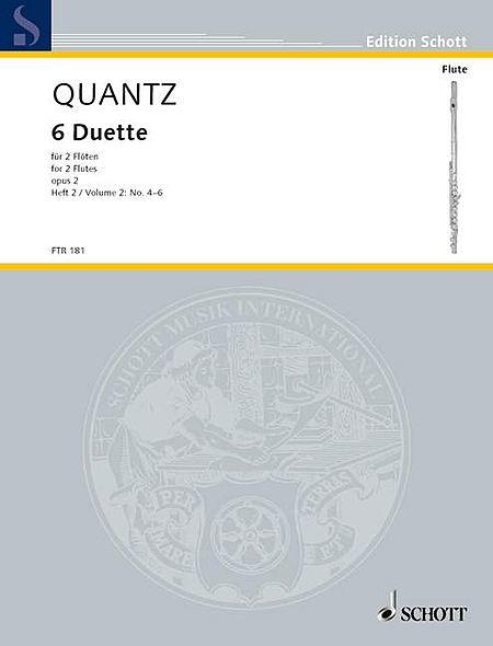 6 Duets, Op. 2 - Volume 2