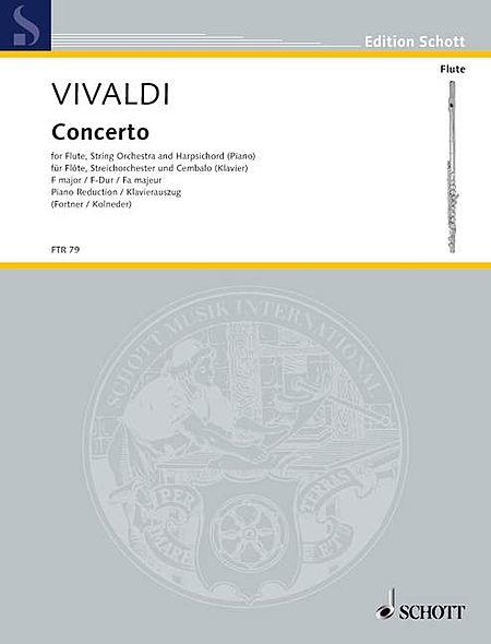 Concerto No. 1 in F Major, Op. 10 (RV 433/PV 261)