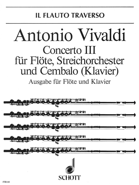 Concerto No. 3 in D Major, Op. 10 (RV 428/PV 155)