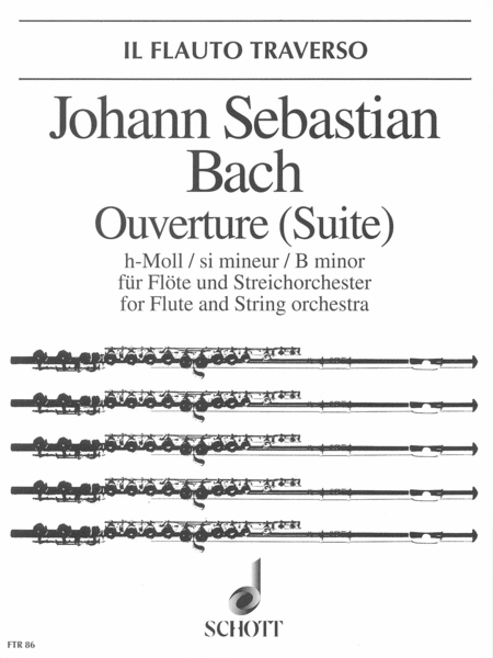 Overture (Suite) in B Minor, BWV 1067