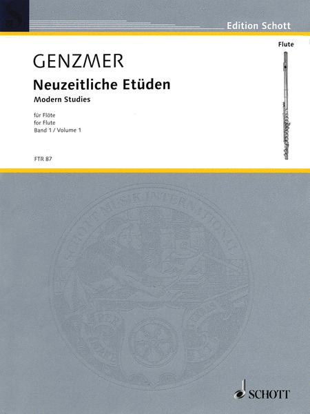 Modern Studies for Flute - Volume 1