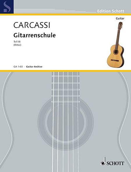 Gitarrenschule - Teil 3