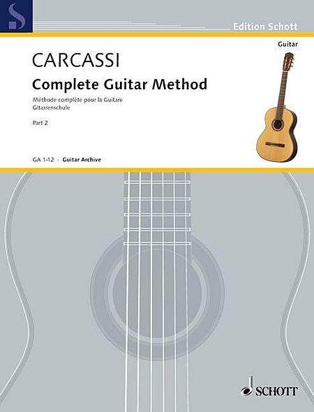 Complete Guitar Method - Volume 2