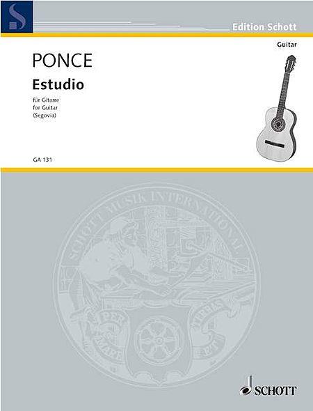 Estudio (Guitar Archives)