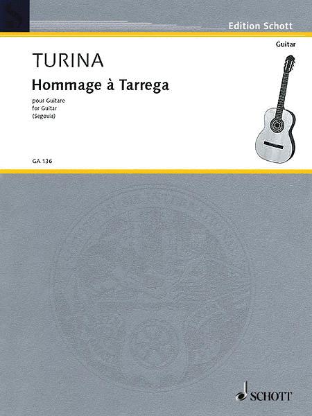 Hommage a Tarrega, Op. 69
