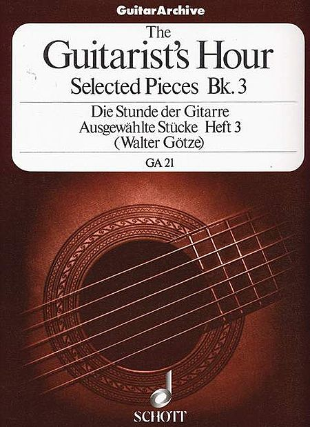 An Hour with the Guitar - Volume 3