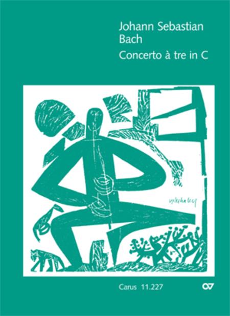 Concerto a tre in C