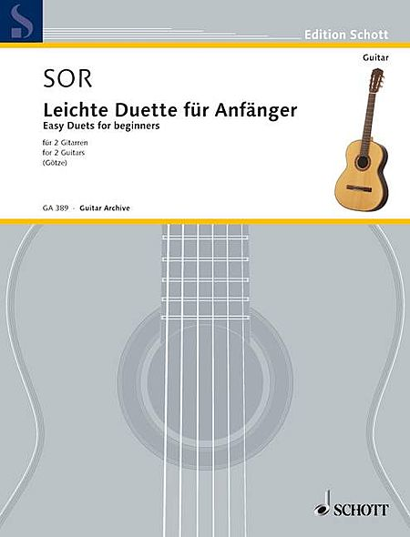 Easy Duets for Beginners