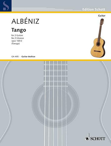 Tango in D Major, Op. 165, No. 2