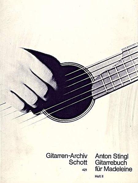Guitar Book for Madeleine