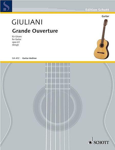Grande Overture, Op. 61