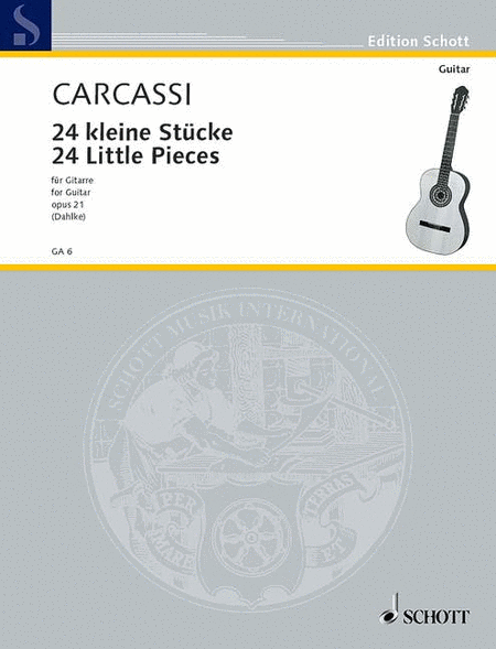 24 Little Pieces, Op. 21