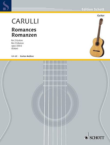 12 Romances, Op. 333, No. 2