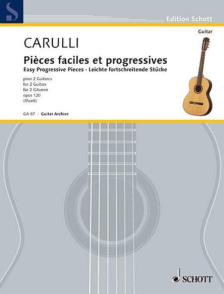 Easy Progressive Pieces, Op. 120